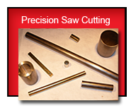Precision Saw Cutting